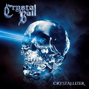 CD CRYSTALLIZER Digipack signiert Limited Edition