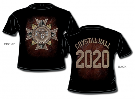 "T-Shirt ""2020"" Cover"