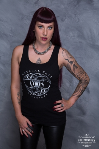 "Tanktop ""LifeRider"" XL black"