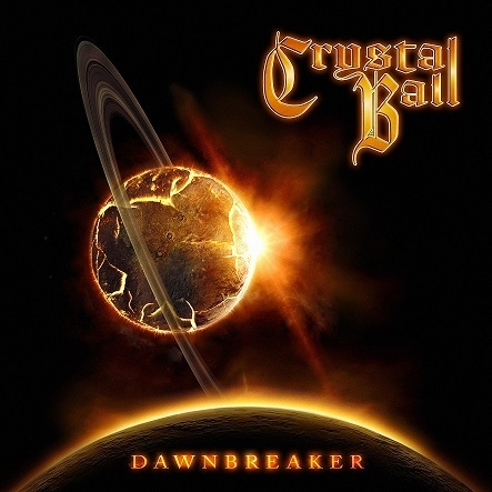 CD Dawnbreaker Jewelcase signed